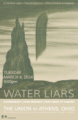 Water Liars, Supernobody, Adam Remnant, and Dead Winds of Summer at The Union on Tuesday, Mach 4