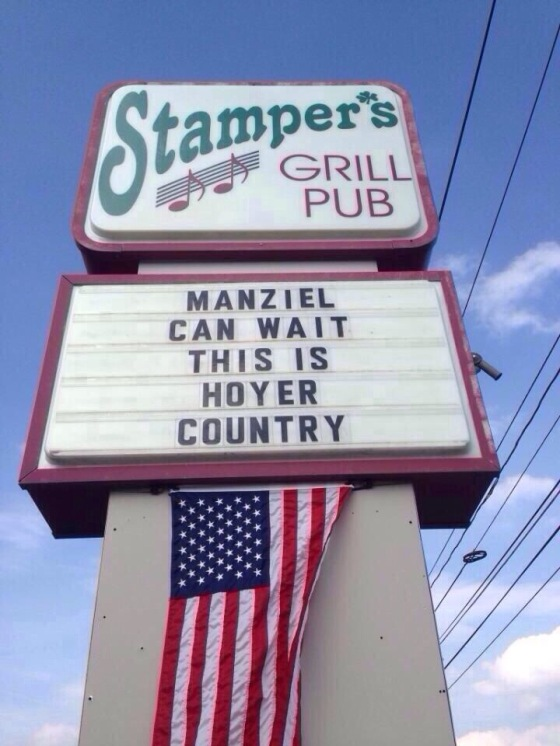 Sorry Stampers.