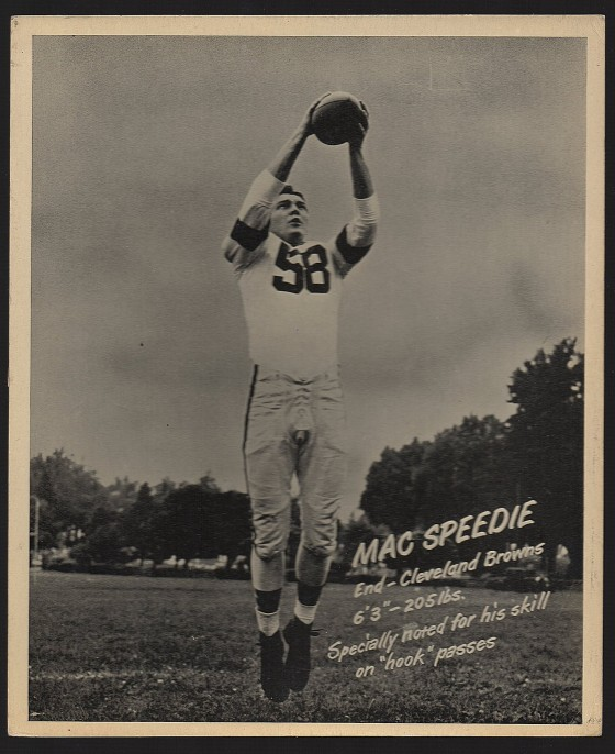 If only we still had Mac Speedie.